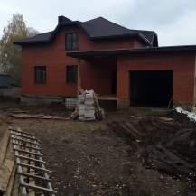 фундамент, дом